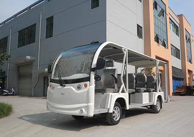 14座開放式觀光車LM-142A