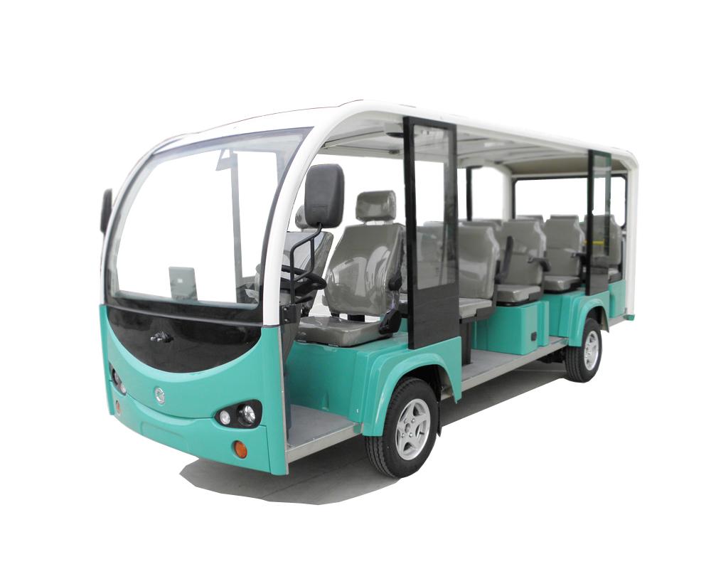 14座开放式观光车T14