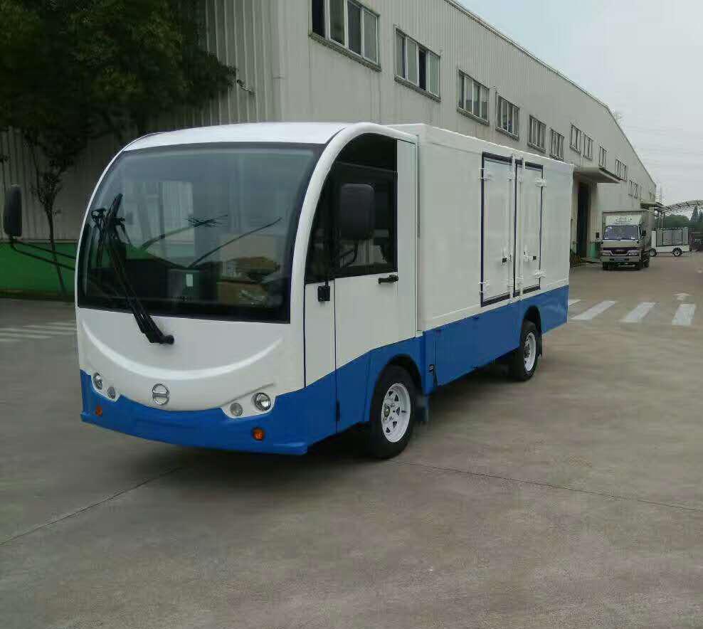 电动箱式货车 (2)