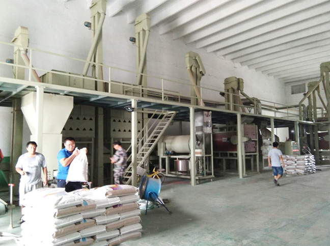 玉米种子生产设备