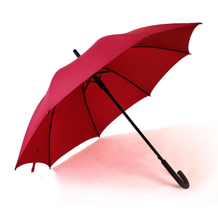 23寸8骨直杆晴雨伞