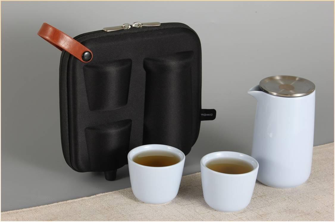 湖畔居 便携旅行茶具 泡茶宝