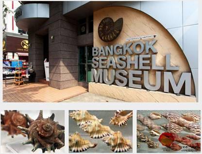 曼谷贝壳博物馆