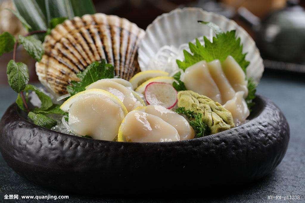 吃点肥美的虾夷扇贝,让这个冬天不再那么冷。