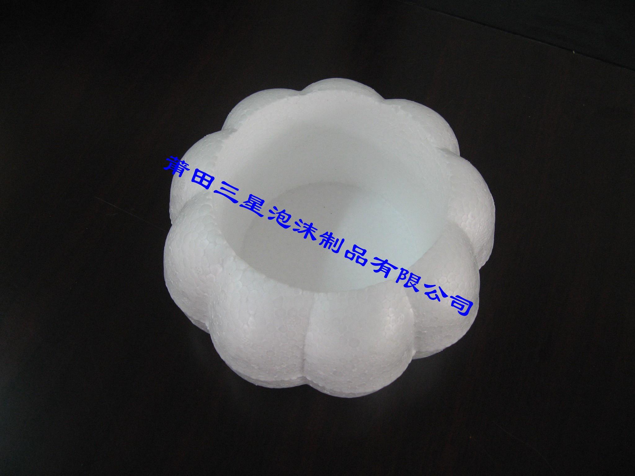 工艺品-泡沫空心