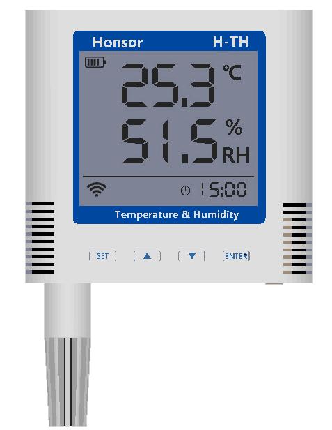 VT16以太网温湿度变送器