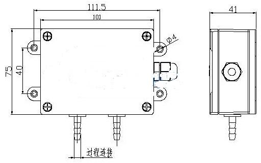 VT140差压变送器