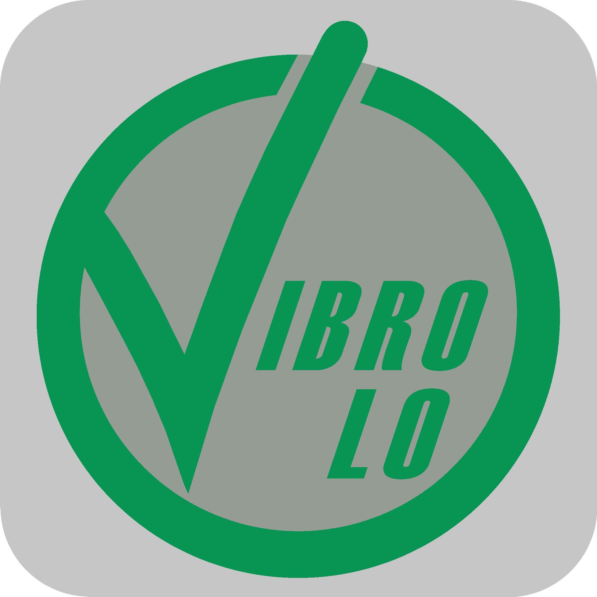 特牢尼低振动Vibro-lo 标识