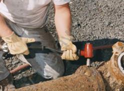 特牢尼单头除锈锤管道除锈
