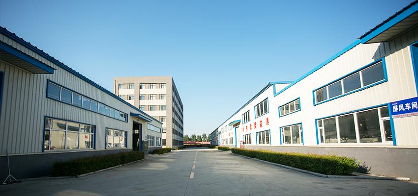 吉林省昌宏办公家具有限公司厂房