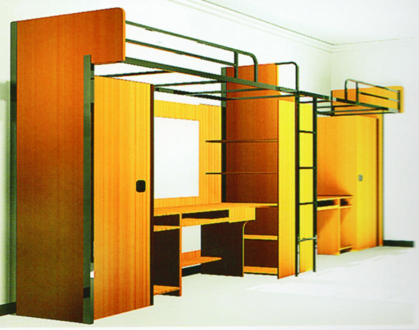 订制床铺,活动室家具