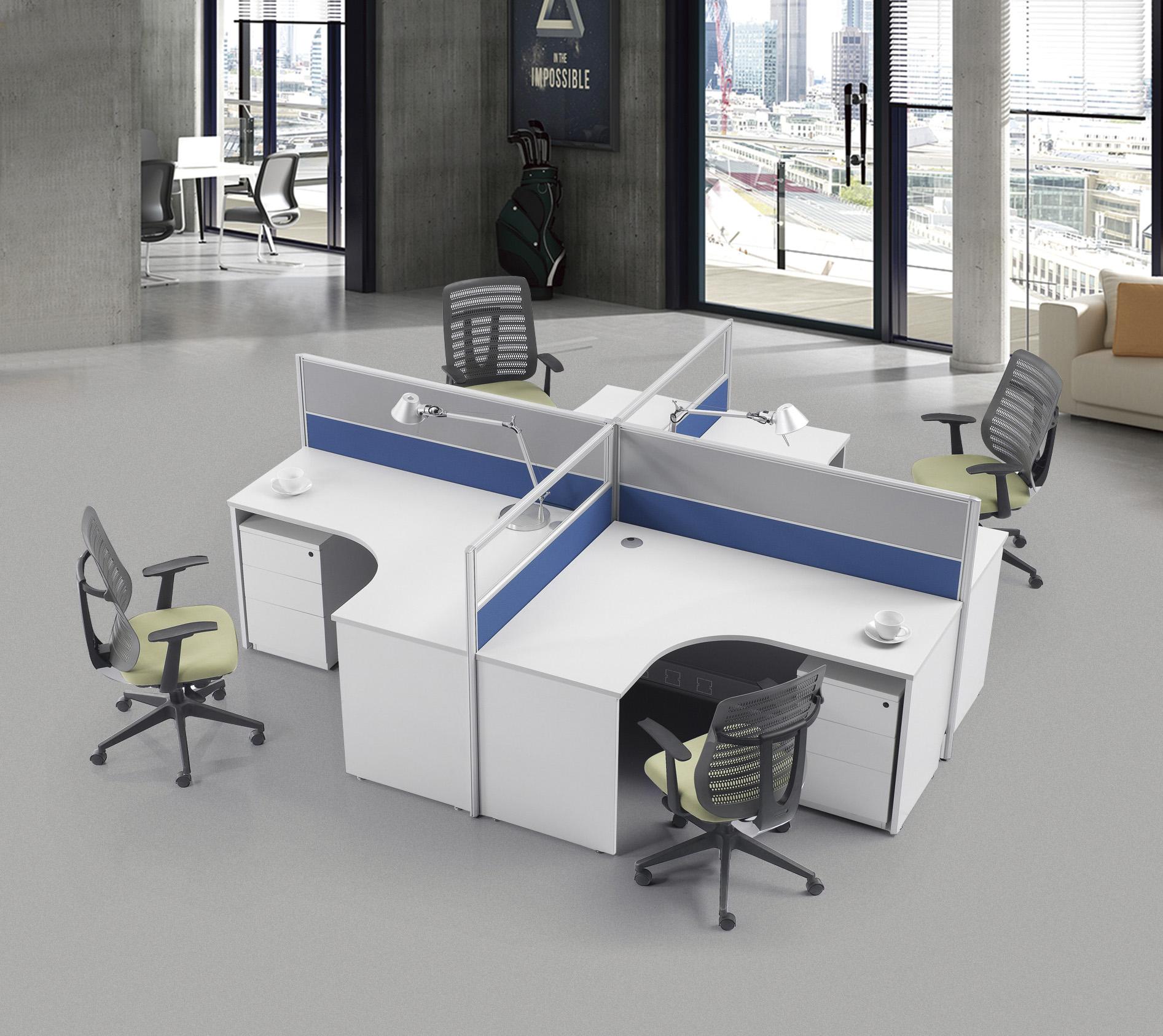 辦公室隔斷分類