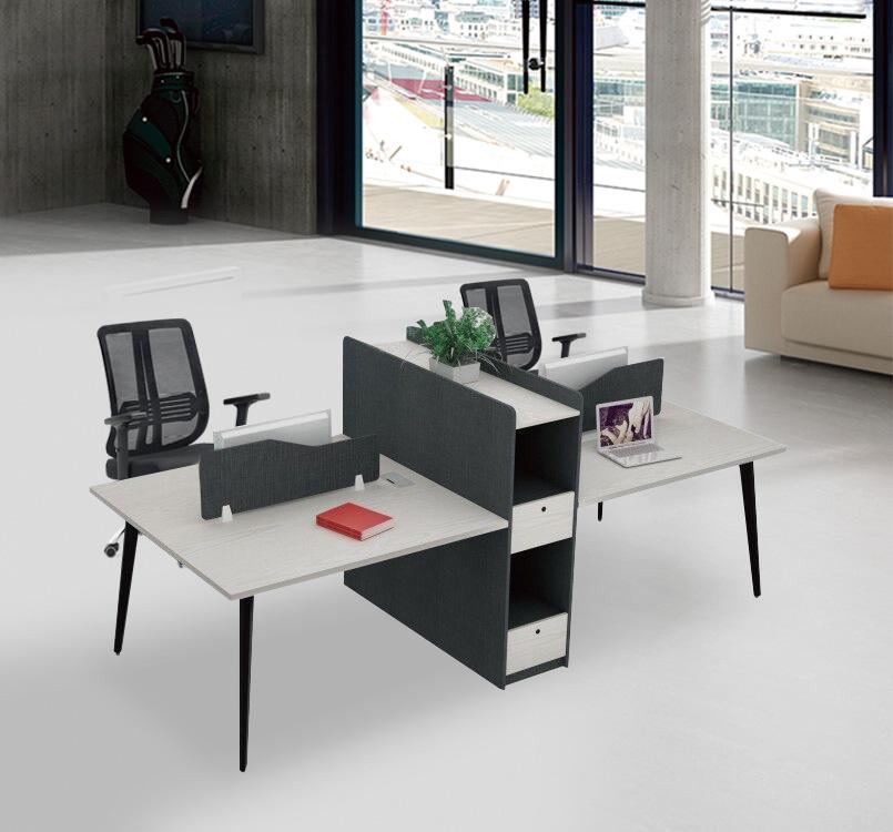 板式辦公家具的獨特優勢