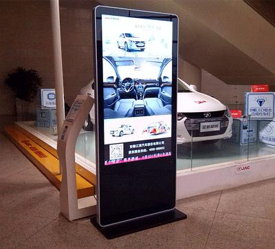 数字标牌广告机已成主流应用形态?