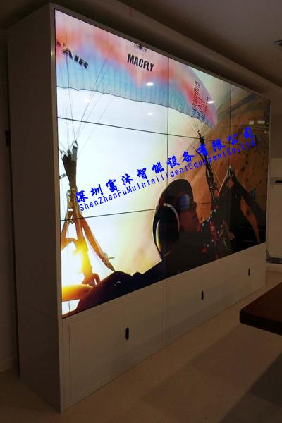 55寸液晶拼接屏-深圳富沐智能设备有限公司