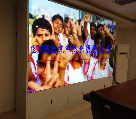 液晶拼接屏显示方案-深圳富沐智能设备有限公司