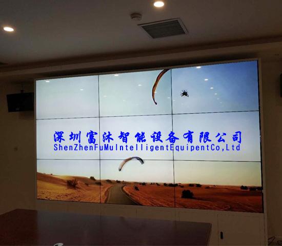 液晶拼接屏拼缝-深圳富沐智能设备有限公司