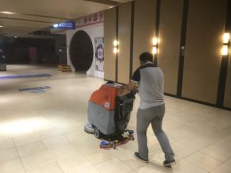 江苏汉沃威物业管理有限公司交机培训