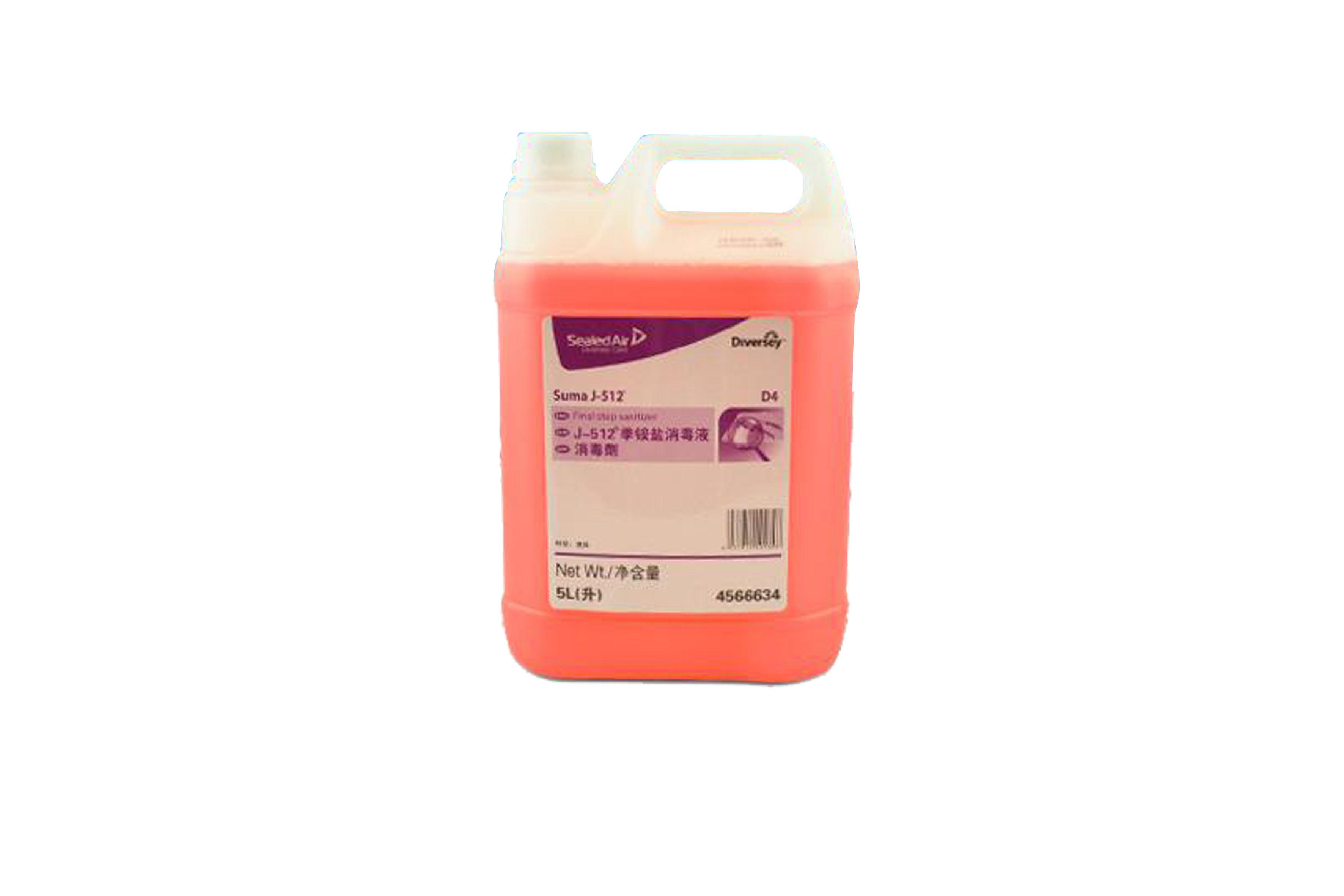 J-512季铵盐消毒液