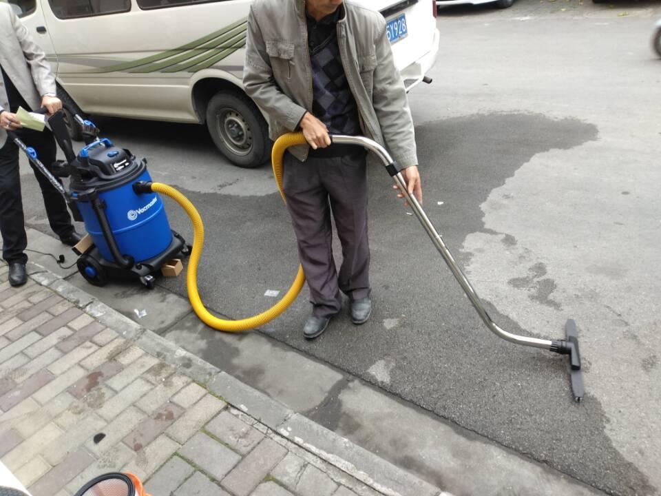 常熟商场驾驶式洗地机及吸水机交机培训