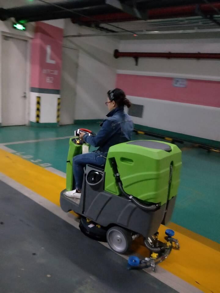 给力清洁之道CW-60洗地机