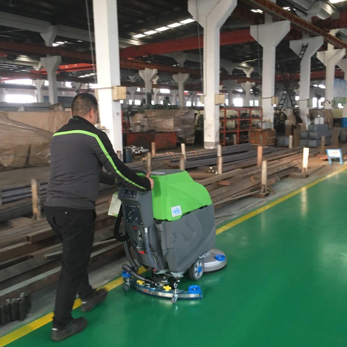 科威洗地机