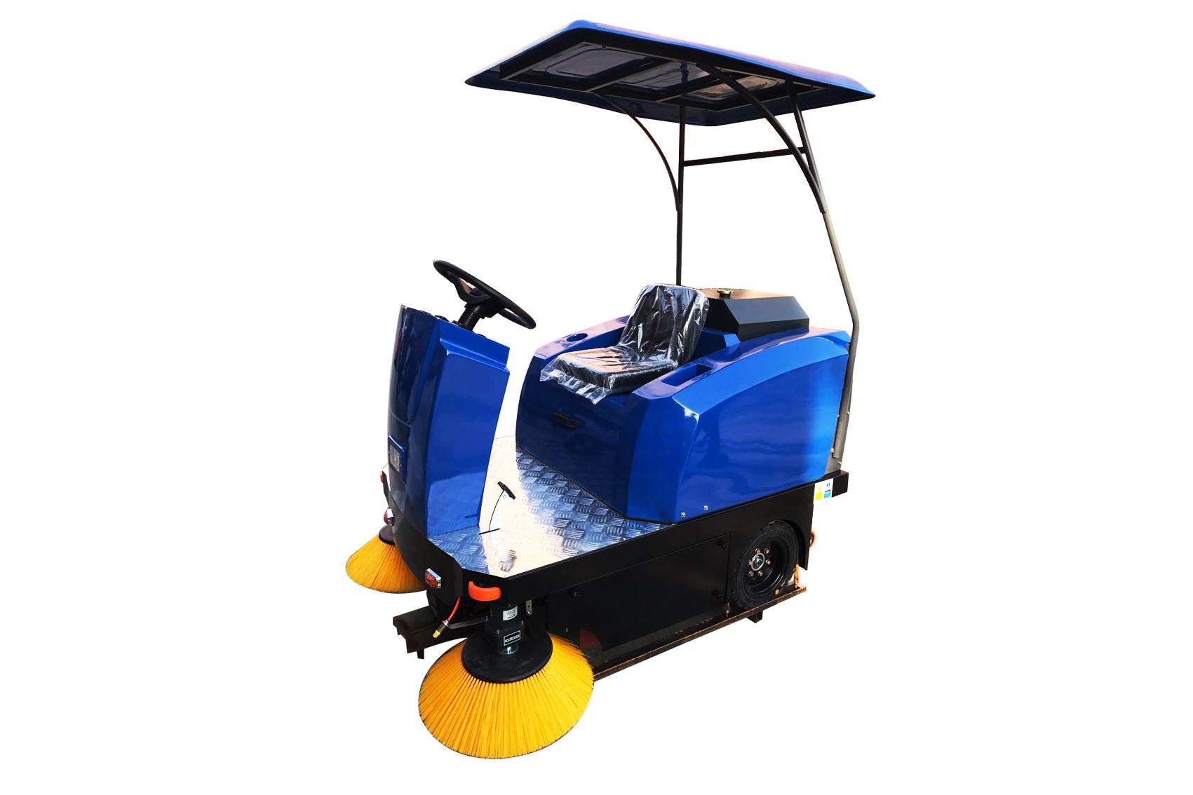 CW-1400驾驶式扫地机