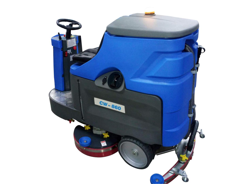 如何长期使用洗地机?