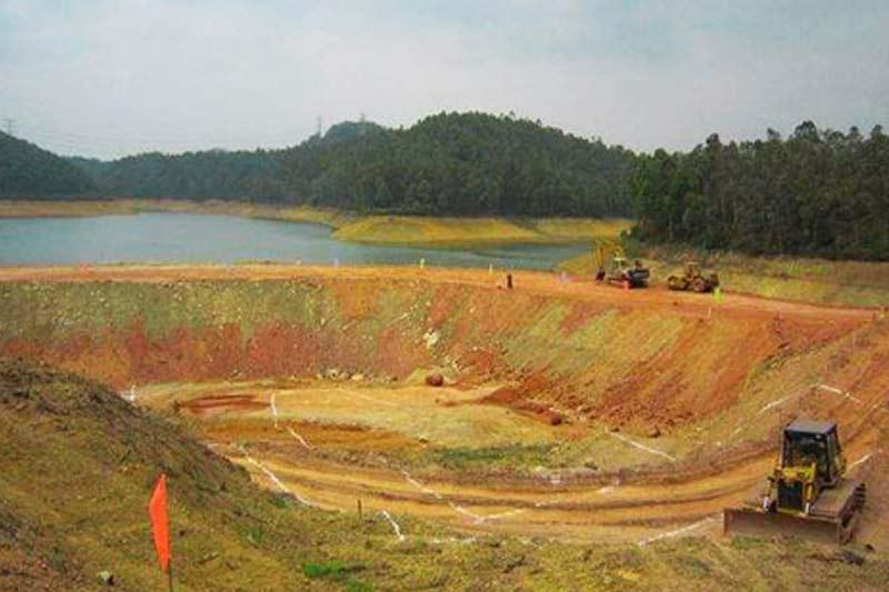 清林徑引水調蓄工程案例