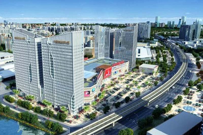 中國慧聰家電城建筑項目