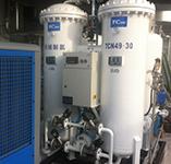 浙江著名食品工廠購入我公司BEST-37F(N)無油螺桿機