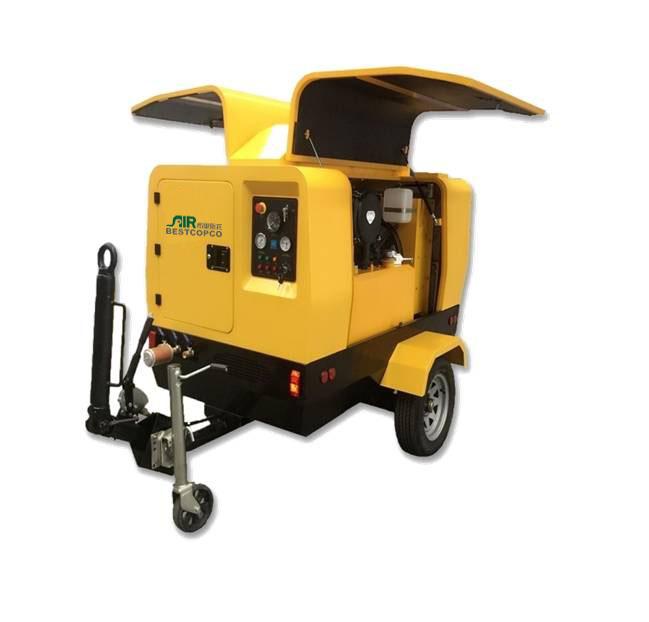 節能柴油移動空壓機(雙級永磁款)