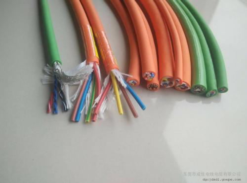高柔性电缆有那些特征?