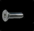 機螺釘_機械螺絲_內六角沉頭螺釘_內六角沉頭螺絲_DIN7991_ISO 10642_GB/T 70.3_碳鋼_不銹鋼_上海米揚緊固件