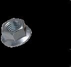螺母、嵌件系列_六角法蘭螺母_DIN6923_ISO 4161_GB/T 6177_M5-M24_碳鋼_合金鋼_不銹鋼_8級_10級_12級_A2-70_A4-80_A2-100_A4-100_上海米揚緊固件
