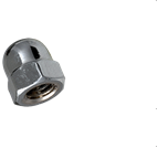 螺母、嵌件系列_六角蓋型螺母_DIN1587_GB/T 802_M4-M24_碳鋼_合金鋼_不銹鋼_8級_10級_12級_A2-70_A4-80_上海米揚緊固件