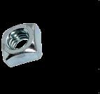 螺母、嵌件系列_方螺母_四方形螺母_DIN557_GB/T 39_M5-M24_碳鋼_合金鋼_不銹鋼_8級_10級_A2-70_A4-80_上海米揚緊固件