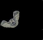 螺母、嵌件系列_蝶形螺母_美式_DIN315 AF_M4-M24_碳鋼_不銹鋼_上海米揚緊固件