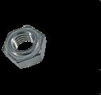 螺母、嵌件系列_六角焊接螺母_DIN929_GB/T 13681_M4-M24_碳鋼_不銹鋼_上海米揚緊固件