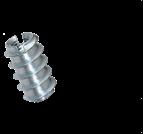 螺母、嵌件系列_粗牙螺紋嵌套_木用牙套_DIN7965_M3-M20_碳鋼_不銹鋼_上海米揚緊固件