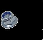 螺母、嵌件系列_非金屬嵌件六角法蘭鎖緊螺母_六角法蘭尼龍防松螺母_DIN6926_ISO 7043_GB/T 6183.1_M5-M24_碳鋼_不銹鋼_8級_10級_12級_A2-70_A4-80_A4-100_上海米揚緊固件
