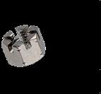 螺母、嵌件系列_六角開槽螺母_DIN935_GB/T 6178_M4-M100_碳鋼_不銹鋼_上海米揚緊固件