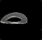 墊圈、擋圈_波形彈簧墊圈_波形彈墊_A型_DIN137 A_d3-52_碳鋼_彈簧鋼_不銹鋼_上海米揚緊固件