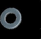墊圈、擋圈_平墊圈_墊片_DIN125 A_ISO 7089_GB/T 97.1_碳鋼_不銹鋼_銅_尼龍_100HV-300HV_d1.6-160_上海米揚緊固件