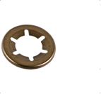 墊圈、擋圈_星型推式扣件_starlock_d1.5-30_彈簧鋼_不銹鋼_上海米揚緊固件