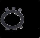 墊圈、擋圈_止動墊圈_圓螺母用_GB/T 858_d10-200_碳鋼_不銹鋼_上海米揚緊固件