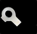 墊圈、擋圈_止動墊圈_雙耳_DIN463_GB/T 855_d3-54_碳鋼_不銹鋼_上海米揚緊固件