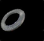 防松鎖緊墊圈_重型雙面齒鎖緊墊圈_VS型防松墊圈_Schnorr VS_d3-30_彈簧鋼_不銹鋼_上海米揚緊固件