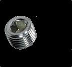 其它標準緊固件_內六角無頭堵頭_R螺紋_DIN906 R_R1/8-R1 1/2_碳鋼_不銹鋼_上海米揚緊固件