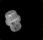 其它標準緊固件_外六角堵頭_M螺紋_DIN910 M_M10-M64_碳鋼_不銹鋼_上海米揚緊固件